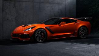 Superdeportivos con cambio manual - Corvette ZR1