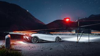 McLaren 720S de Novitec