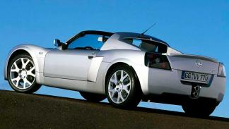Opel Speedster Turbo