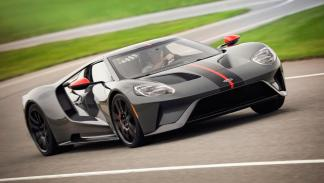 Ford GT Carbon Series 2019 (dinámica)
