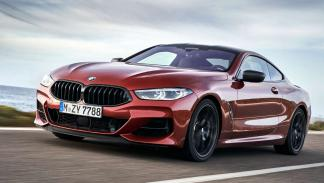 Es el M850i con Carbon Package