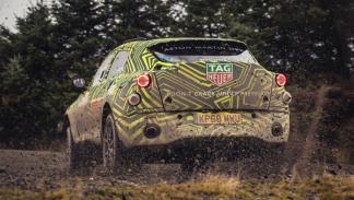 Aston Martin DBX (trasera)