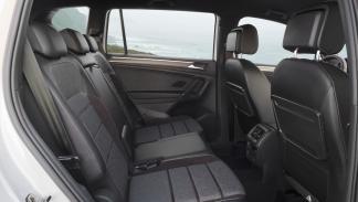 Prueba Seat Tarraco 2.0 TSI 190 CV (plazas traseras)