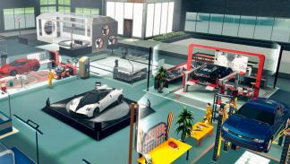 Gear Club Unlimited 2 (garaje)