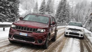 Jeep Winter Experience 2018/2019 (carretera)