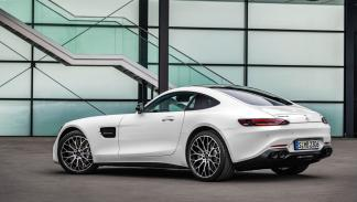 Mercedes-AMG GT 2019 (trasera)