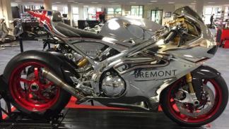 produccion entrega cromada moto supermoto