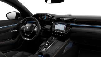 Peugeot 508 GT (interior)