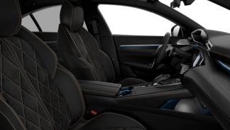 Peugeot 508 GT (plazas delanteras)