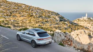 Porsche Macan S 2019 (trasera)