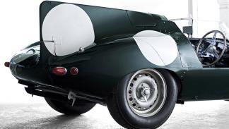 Alerón del Jaguar D-Type