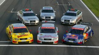 Audi A4 DTM  4