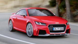 Audi TT RS Coupé dinámica