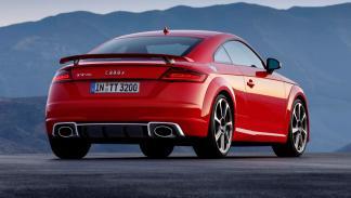 Audi TT RS Coupé trasera 2