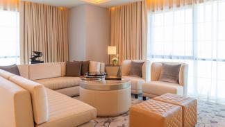 Bentley suite salón lujo hotel regis
