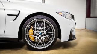BMW M4 Competition Sport Edition llantas competition pack gts