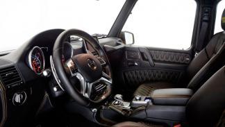 Brabus G63 AMG interior