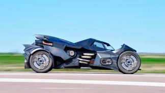Coche Batman, Gumball 3000, 3