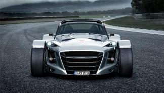 Donkervoort D8 GTO-RS frontal nuevo
