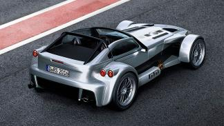 Donkervoort D8 GTO-RS trasera deportivo ligero