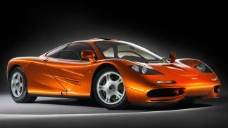 McLaren F1, 3