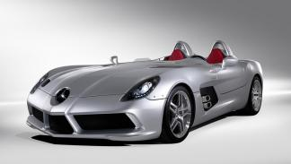 McLaren Mercedes SLR Stirling Moss