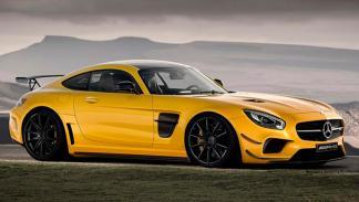Mercedes-AMG GT S render