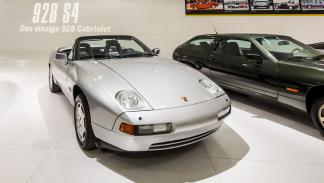 Museo Porsche, Porsche 928 S4 transaxle