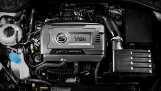 El motor de 290 CV del León Cupra 2016