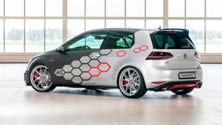 Volkswagen Golf GTI Heartbeat trasera diseño Wörthersee