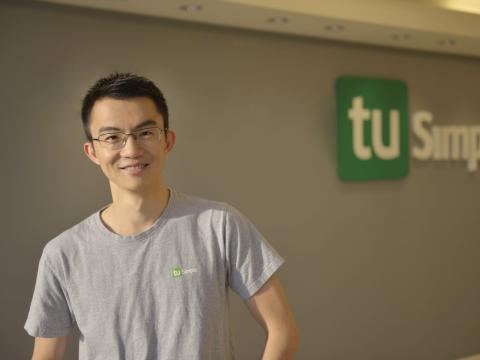 Fundador de TuSimple