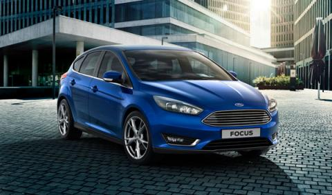 ford focus 2014 frontal