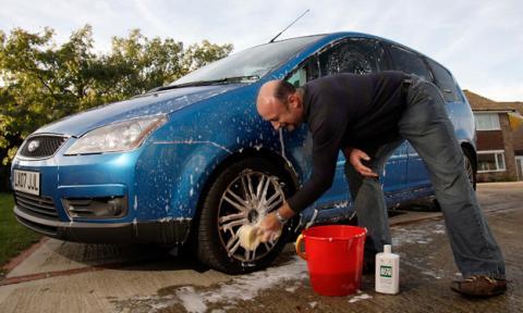 lavado coche