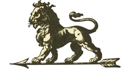 Logo Peugeot del año 1872