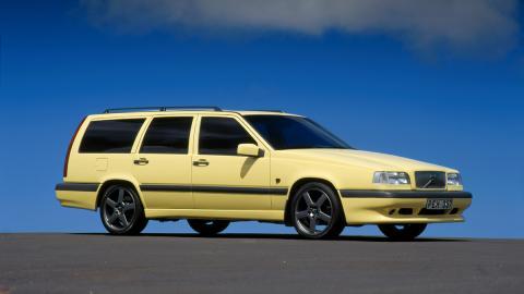 Volvo deportivos 850 T5-R