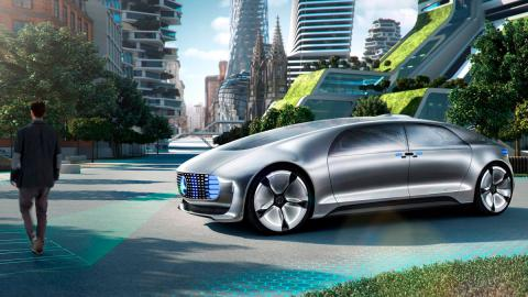 Mercedes-Benz-F015 Luxury in Motion Concept 2015 - 4
