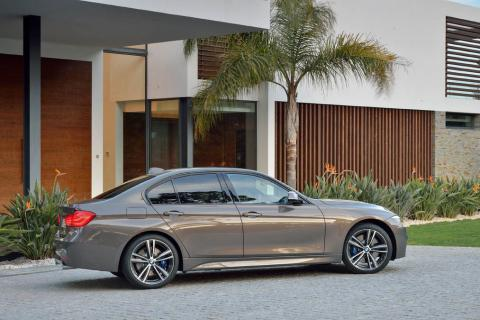 BMW Serie 3 2016 2016 lateral