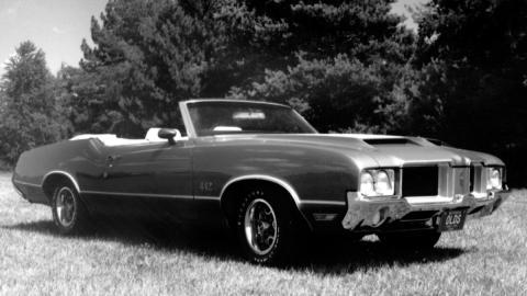 coches antiguos de Oldsmobile