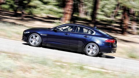 Jaguar XE 2.0 Turbodiésel 180 CV