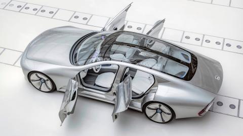 Mercedes Concept IAA lateral