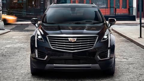 Cadillac XT5 frontal