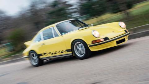 10. Porsche 911 Carrera RS 2.7 Touring (1973). 613.000 euros