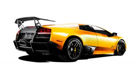 Acierto: Lamborghini Murciélago SV, 2009