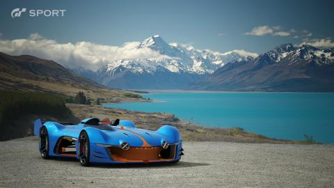 Alpine Vision Gran Turismo Sport