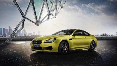 BMW M6 Celebration Edition Competition, 1
