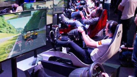 Carlos Martínez Granturismo PS4 GTSport