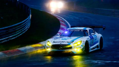 Nürburgring no hace prisioneros