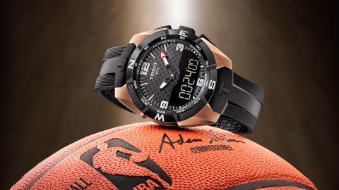 Reloj Tissot T-Touch Expert Solar NBA Edición especial