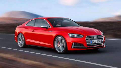 Audi S5 2017 A5 nuevo