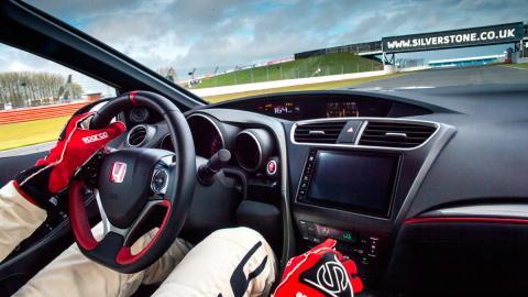 Honda Civic Type R en circuitos, 1